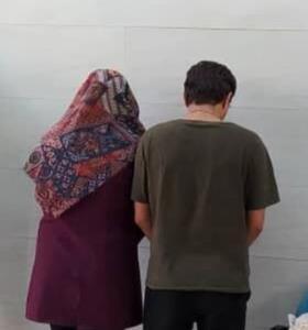 دستگیری زوج قاچاقچی مواد مخدر در گچساران