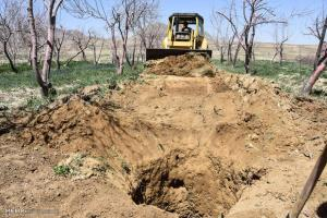 پلمب ۱۰۳ چاه غیرمجاز در نظرآباد