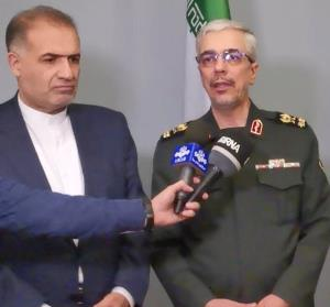 سردار باقری به تهران بازگشت