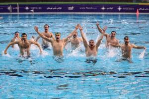 صعود ۵ شناگر به فینال جام جهانی قطر