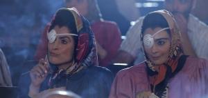 چهرهها/ تیپ خز یکتا ناصر و بهناز جعفری