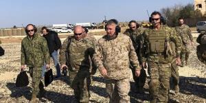بیانیه آمریکا درباره حمله به پایگاه نظامی این کشور در سوریه