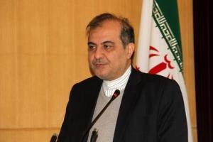 دیدار نماینده ویژه روسیه با مشاور ارشد وزیر خارجه ایران