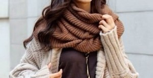 ترفند های بستن شال و روسری برای فصل پاییز