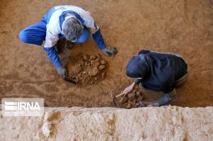 کتیبه تاریخی دوره ساسانی در خراسان شمالی کشف شد