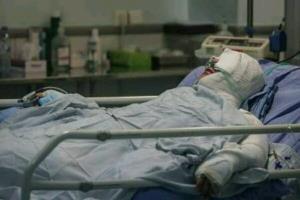 فرزند شهید برازیده بهدلیل خودسوزی در بیمارستان شیراز درگذشت