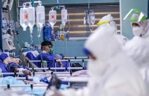 ۶۱۸ بیمار مبتلا به کرونا در آی سی یو بستری شدند