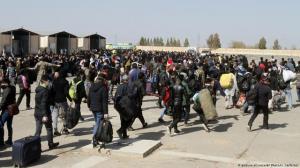 پنتاگون: نیمی از اتباع افغانستانی که وارد آمریکا شدند کودک هستند