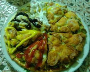 از شما/پیتزا مامان پز 🍕