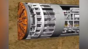 عملکرد جالب ماشینهای حفاری تونل