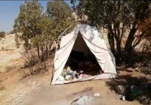 ساماندهی پدر و پسر بیخانمان در ایلام توسط خیرین