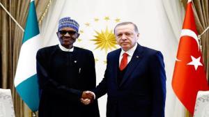امضای توافقنامه نظامی بین نیجریه و ترکیه
