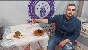 درخشش آشپز گیلانی در مسابقه ملی مهارت