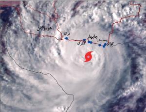 طوفان حارهای در سیستانوبلوچستان ۴۰۵ میلیارد تومان خسارت برجا گذاشت