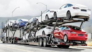 افزایش تب برقی شدن خودروها