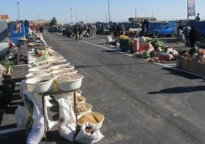 هنگام خرید مواد غذایی در روز بازارهای کرمانشاه دقت کنیم