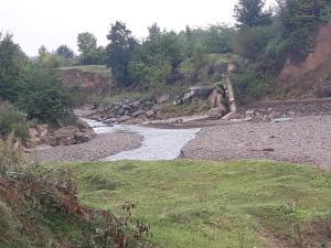 ممنوعیت برداشت شن و ماسه از رودخانه کلفت فومن