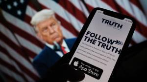 شبکه اجتماعی دونالد ترامپ آبان ماه آغاز به کار میکند