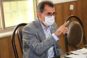 بستری ۸۴ بیمار کرونایی در شاهرود