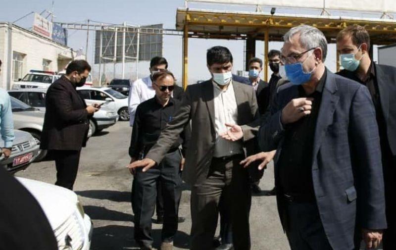 وزیر بهداشت امروز راهی شهرستان تربت حیدریه میشود
