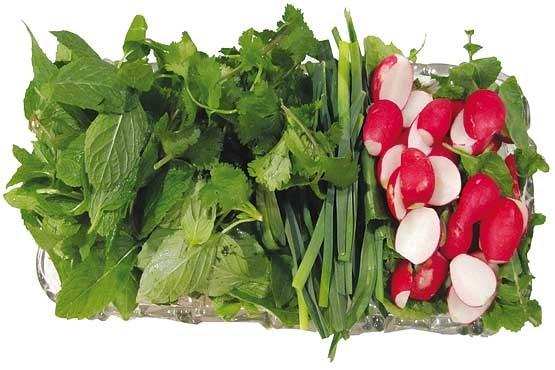 بااین سبزی تمام عفونتهای بدن را درمان کنید