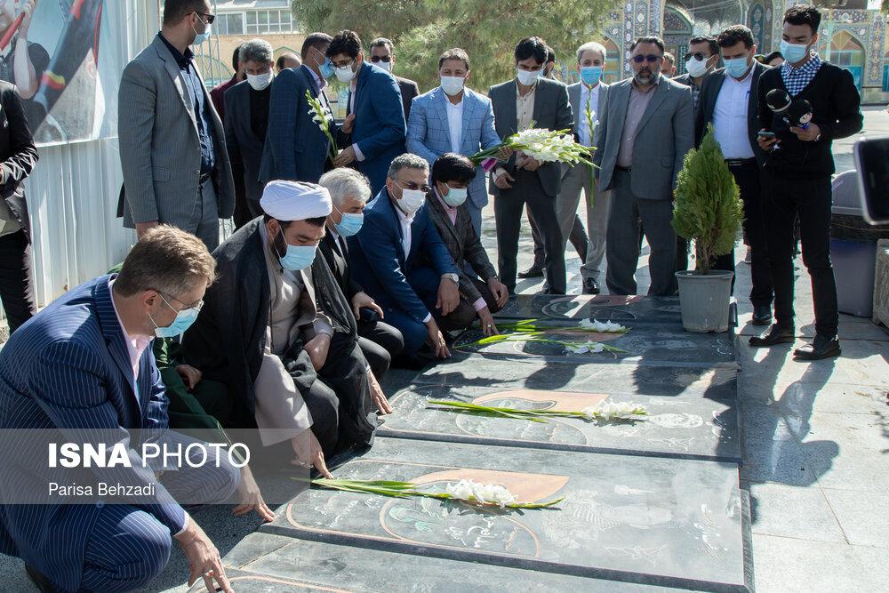 سفر وزیر ورزش به استان مرکزی