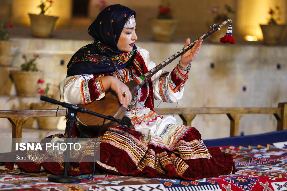 جشنواره موسیقی نواحی ایران در کرمان