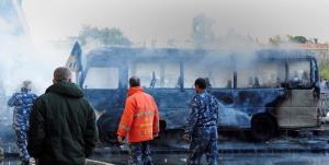 چین: حمله تروریستی به اتوبوس ارتش سوریه را قویاً محکوم میکنیم