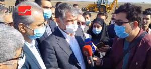 توضیح وزیر جهاد کشاورزی در خصوص حقابه مغان از آب ارس
