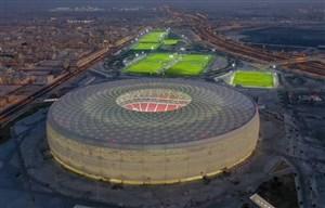 افتتاح باشکوه پنجمین ورزشگاه جام جهانی