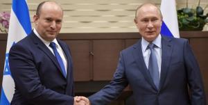 بنت در دیدار با پوتین: درباره توقف فعالیت هستهای ایران صحبت میکنم