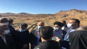 وزیر نیرو: ۳۰۰ میلیارد ریال برای تکمیل سد عنبران اختصاص مییابد