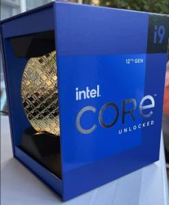 طرح بسته بندی پردازنده Core i9-12900K لو رفت