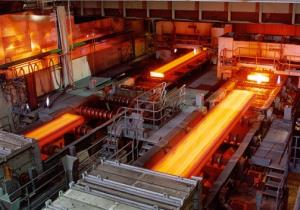 بازگشت کارخانه فولاد یاسوج به چرخه تولید