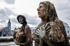برگی از تاریخ/ ماجرای قحطی بزرگ ایرلند چه بود؟