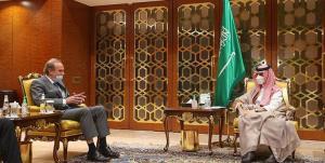 گفتوگوی برجامی وزیر خارجه سعودی با مقام اتحادیه اروپا