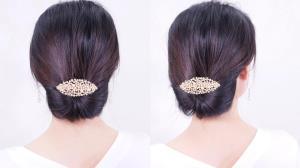 ترفندی ساده برای زیبایی مو