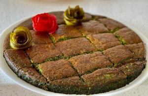 طرز تهیه کوکو سبزی رژیمی و خوشمزه
