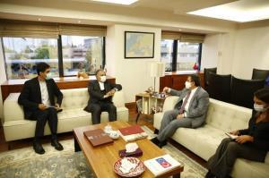 رایزنی سفیر ایران با معاون وزیر خارجه ترکیه