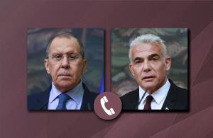 وزیران خارجه روسیه و رژیم صهیونیستی درباره برجام گفت و گو کردند