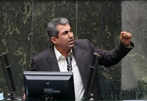 گلایه رئیس کمیسیون اقتصادی مجلس از شهرداری بابت پلمب بورس