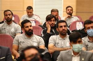 ستارههای سابق فوتبال ایران مربی حرفهای شدند