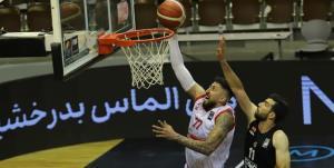 پیروزی مهرام مقابل رعد پدافند هوایی