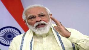 نخست وزیر هند: ماسک زدن باید عادت شود