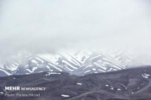 احتمال یخبندان سطح جادهها در ارتفاعات البرز