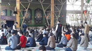 برگزاری نماز جمعه تهران بعد از ۲۰ ماه وقفه؛ حاجعلیاکبری: متجاوزان به اموال عمومی نباید آسایش داشته باشند