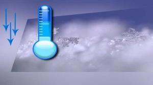 هوای اصفهان سردتر میشود