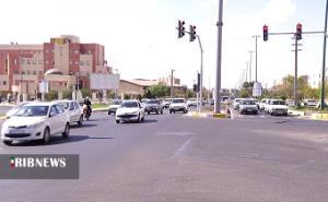 کمبود چراغهای هوشمند راهنمایی در زنجان