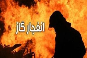 انفجار گاز در کوی مهدیس اهواز؛ تخریب ۱۰۰ درصدی واحد مسکونی