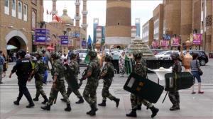 درخواست ۴۳ کشور برای دسترسی سریع ناظران به سینکیانگ